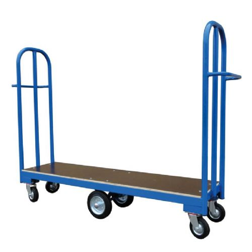Narrow Cash and Carry Trolley<br>Capacity: 350-750kg<br>Model: 590/PA/CC/350